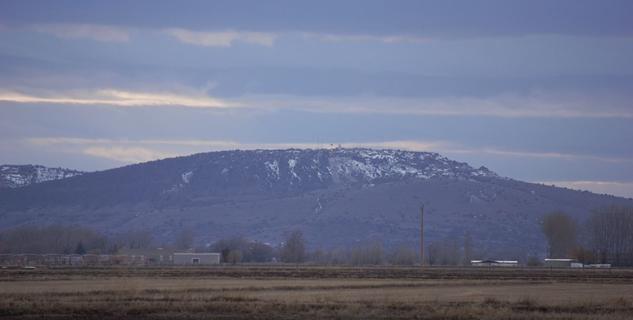 North Menan Butte / R-Mountain